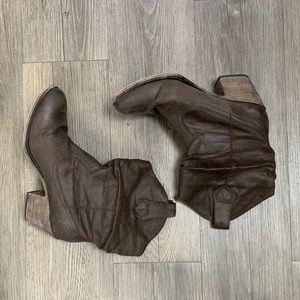 Rocket dog sheriff ankle boots